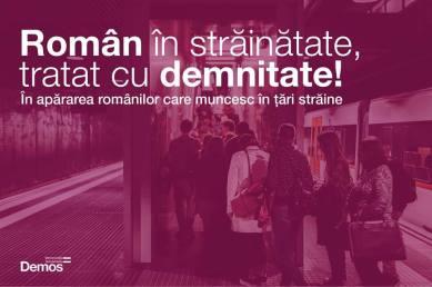 romani strainatate